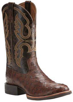 Ariat Men's Quantum Pro Full Quill Ostrich