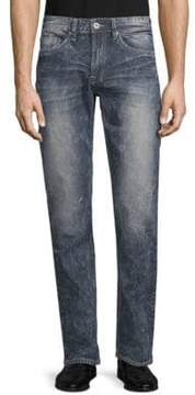 Buffalo David Bitton Slim Straight-Fit Jeans