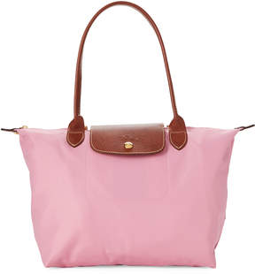 Longchamp Pink Le Pliage Neo Small Tote