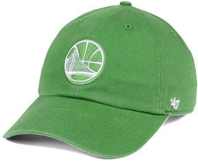 '47 Golden State Warriors Pastel Rush Clean Up Cap