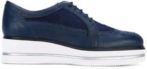 Hogan brogue platform sneakers