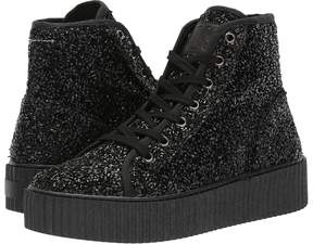 MM6 MAISON MARGIELA Tinsel High Top Women's Shoes