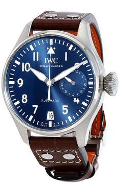 IWC Big Pilot Le Petit Prince Midnight Blue Dial Automatic Men's Watch