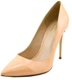 Nicole Miller Maison Women Pointed Toe Patent Leather Heels.