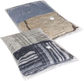 HOUSEHOLD ESSENTIALS Household Essentials 2-PC MightyStor Jumbo VacuumStorage Bags