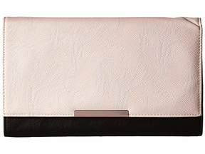 Jessica McClintock Nora Envelope Clutch Clutch Handbags