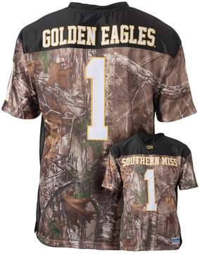 NCAA Men's Southern Miss Golden Eagles Game Day Realtree Camo Jersey