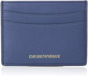 Emporio Armani Classic Credit Card Holder