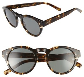 Raen Women's Parkhurst 49Mm Sunglasses - Brindle Tort