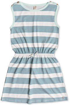 Roxy Big Girls Striped Cotton Dress