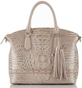 Brahmin Birchside Collection Duxbury Satchel