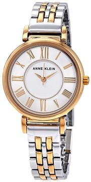 Anne Klein Silver Dial Ladies Watch