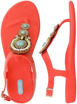OKA b. Poppy Mannie Sandal - Women