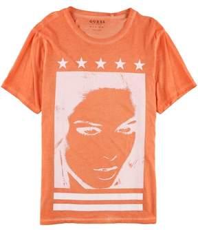 GUESS Mens American Girl Graphic T-Shirt