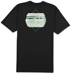 O'Neill Men's Oldies Logo-Print T-Shirt