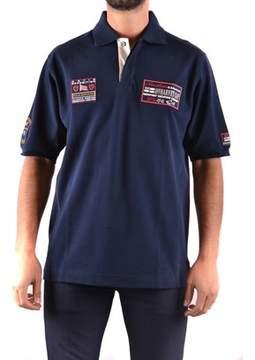 Paul & Shark Men's Blue Polo Shirt.