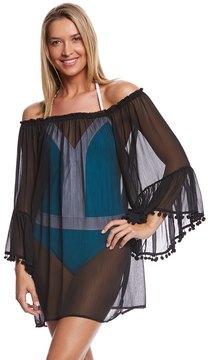 Bleu Rod Beattie Gypset Off The Shoulder Dress 8159960