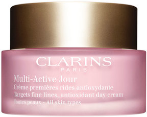 Clarins Multi-Active Day Cream for All Skin Types, 1.6 oz.