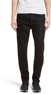 Hudson Broderick Skinny Fit Jeans