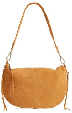 Hobo Cisco Leather Bag - Yellow