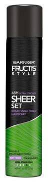 Garnier® Fructis® Style Ultra Strong Sheer Set Hairspray - 9.5 oz