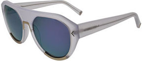 KENDALL + KYLIE Mercy Acetate Flat-Top Sunglasses