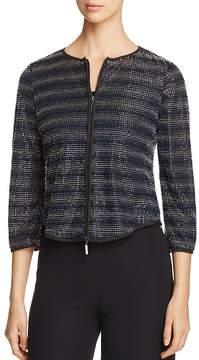 Armani Collezioni Beaded Jacket