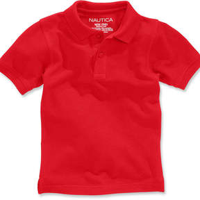 Nautica School Uniform Polo, Little Boys (4-7)