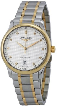 Longines Master Collection Two Tone Men's Watch