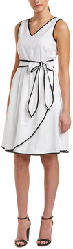 Ellen Tracy Aline Shift Dress