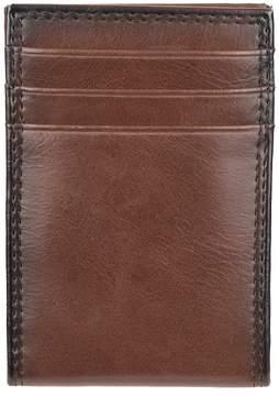 Croft & Barrow Men's RFID-Blocking Magnetic Front-Pocket Wallet