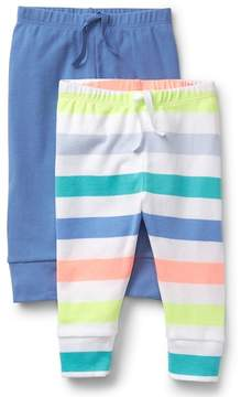 Gap Cuddle & Play Pull-On Pants (2-Pack)