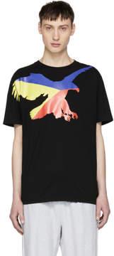 Marcelo Burlon County of Milan Black Eagle T-Shirt