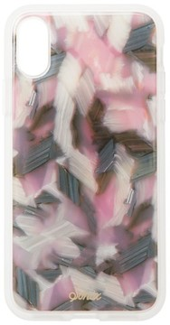 Sonix Tortoise Print Iphone X Case - Pink
