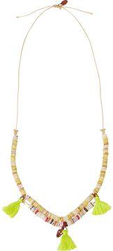 Scotch & Soda Tasseled Necklace