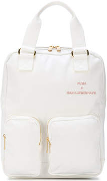Puma patch pocket backpack