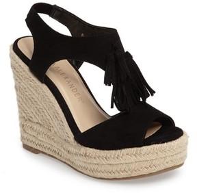 Athena Alexander Women's Jenissa Wedge Espradrille Sandal