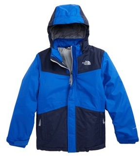The North Face Boy's East Ridge Triclimate Waterproof 3-In-1 Jacket