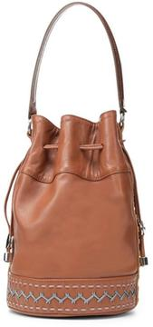 Women's DORINDA - Nappa Leather Bucket Bag