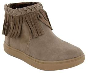 Steve Madden New Jbano Taupe 2 Girls Shoes