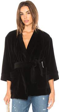 Mother The Switchover Velvet Kimono