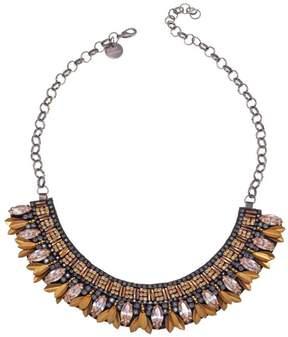 Deepa Gurnani deepa by Meghan Beaded 20 Necklace