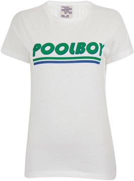 Baum und Pferdgarten Eira Pool Boy Print T-Shirt