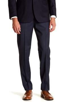 Brooks Brothers Solid Flat Front Regent Fit Pants