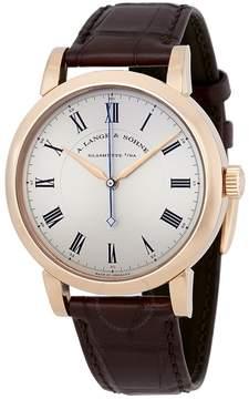 A. Lange & Söhne A Lange and Sonhe Richard Lange Manual Wind Men's Watch