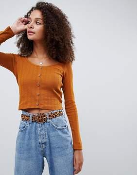 ASOS Orange Top