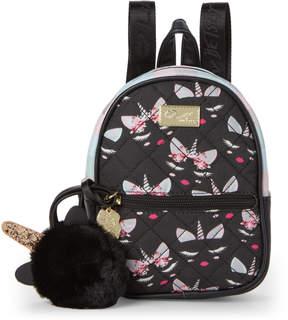 Betsey Johnson Luv Betsey By Sadie Mini Backpack