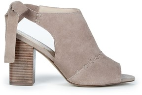 Sole Society Albany Block Heel Shoetie