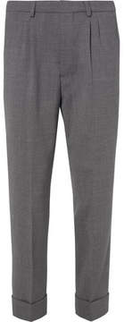 Ami Tapered Woven Trousers