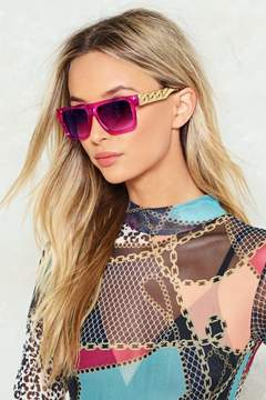 Nasty Gal nastygal What's the Kitsch Ombre Shades
